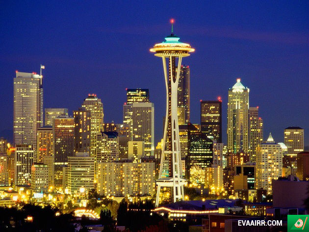 ve may bay di seattle gia re
