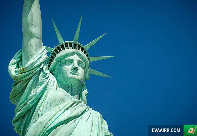 ve may bay di new york