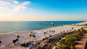Những bãi biển đẹp nhất nước Mỹ