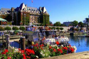 Top 4 thành phố đẹp nhất Canada