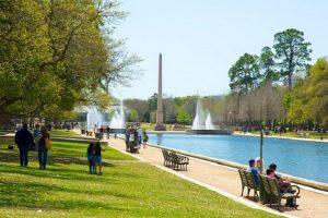 Những công viên đẹp nhất thành phố Houston