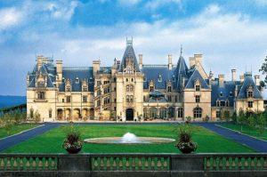 Top những tòa lâu đài đẹp nhất nước Mỹ