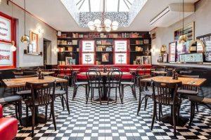 Top những quán cà phê đẹp nhất nước Mỹ