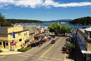Thưởng ngoạn những thị trấn đẹp mê ly tại nước Mỹ