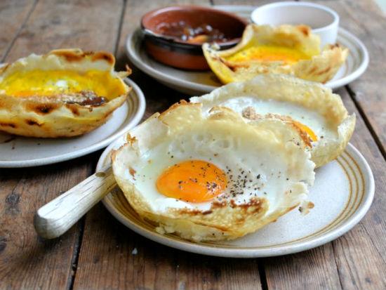 Ăn sáng Sri lanka