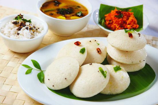 Ăn sáng Ấn Độ