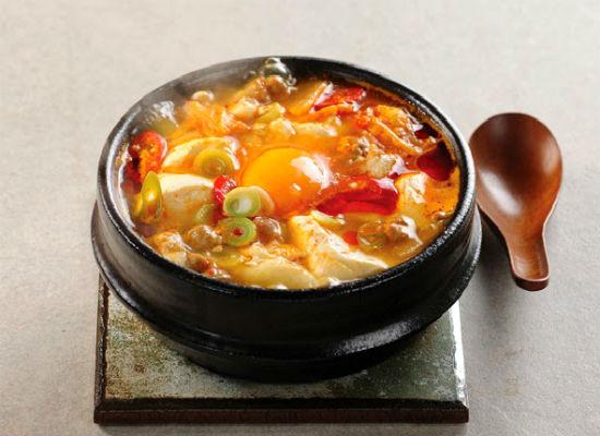 Ăn sáng Hàn Quốc