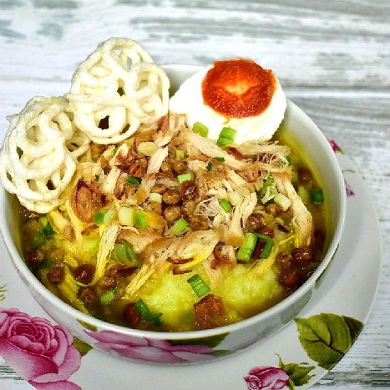 Ăn sáng Indonesia