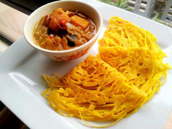 Ăn sáng Malaysia