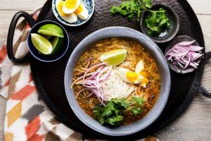 Bữa ăn sáng ở các quốc gia Châu Á (Phần 1 – Đông Nam Á)