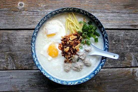 Ăn sáng Thái Lan