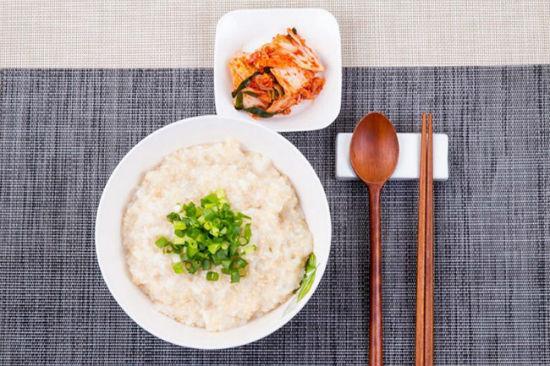 Ăn sáng Triều Tiên