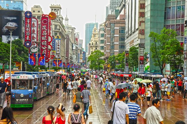 giá Vé máy bay đi Thượng Hải