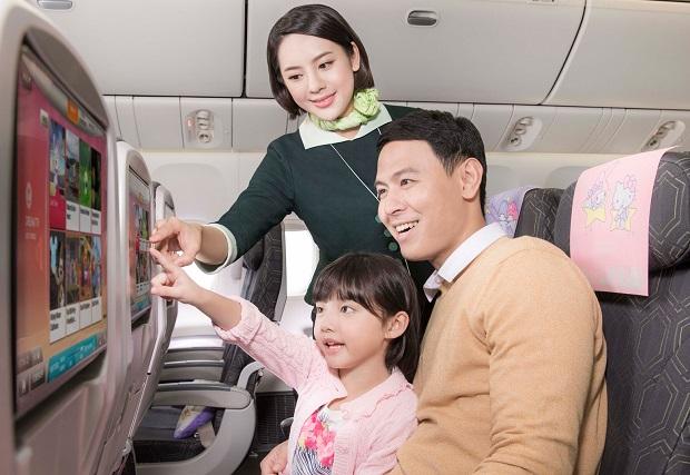 Tổng đài vé máy bay Eva Air chính thức tại Việt Nam