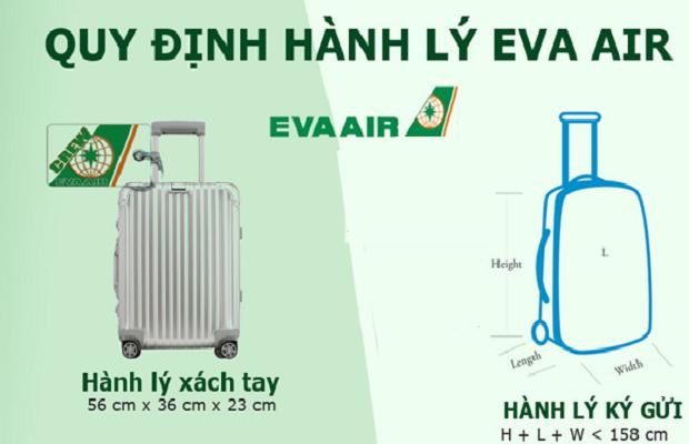 hành khách được mang bao nhiêu kg hành lý khi lên máy bay
