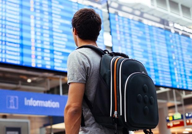 khi đến sân bay muộn nên làm gì