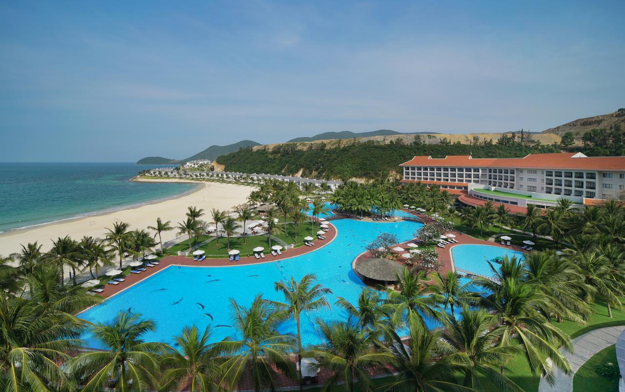 Khách sạn Vinpearl Nha Trang có view đẹp