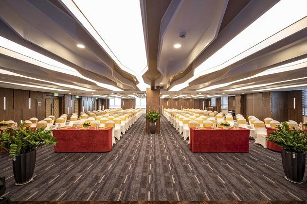 Phòng hội nghị khách sạn Mường Thanh Luxury Sài Gòn