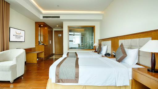 phòng nghỉ tại Khách sạn Mường Thanh Lý Sơn
