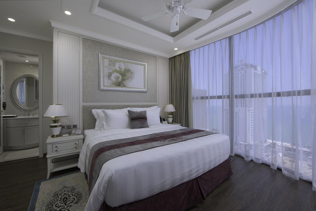 Phòng nghỉ Vinpearl Condotel Empire Nha Trang