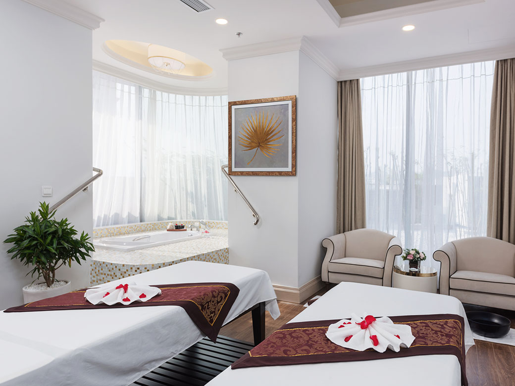 spa tại Vinpearl Condotel Empire Nha Trang
