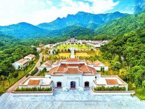 Legacy Yên Tử Mgallery – Khu nghỉ dưỡng mang đậm kiến trúc thời Trần