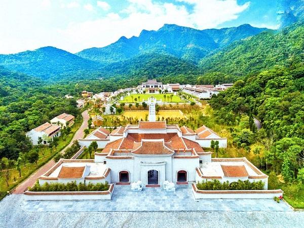 Legacy Yên Tử Mgallery - Khu nghỉ dưỡng mang đậm kiến trúc thời Trần