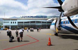 Đại lý Vietnam Airlines bán vé máy bay đi Côn Đảo chỉ 950k
