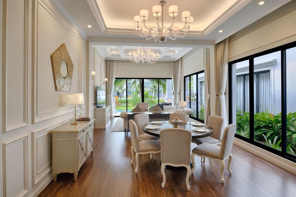 Biệt thự 2 phòng ngủ Khách sạn Vinpearl Discovery 1 Phú Quốc