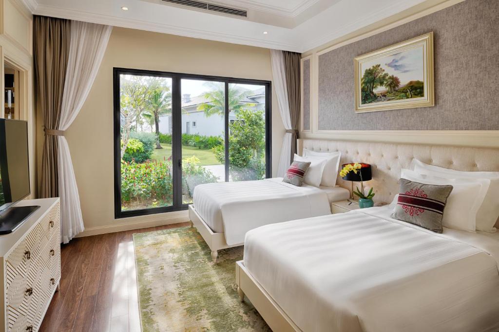 Biệt thư 3 phòng ngủ Khách sạn Vinpearl Discovery 1 Phú Quốc