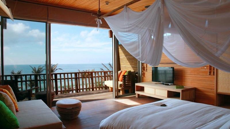 Phòng hướng biển Six Senses Côn Đảo Resort