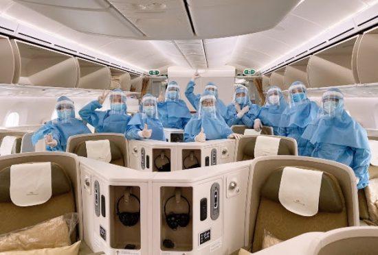 vé máy bay từ châu âu về việt nam
