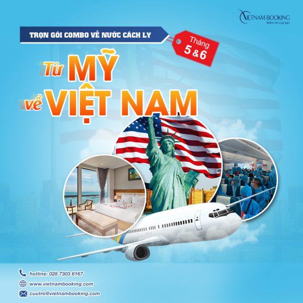 chuyến bay charter từ mỹ về việt nam