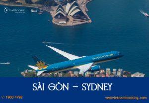 Vé máy bay từ Việt Nam đi Úc giá rẻ, thông tin chuyến bay tháng 5/2021
