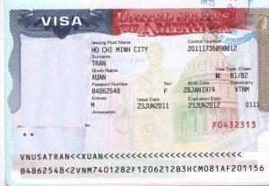 Dịch vụ làm VISA đi MỸ tại TPHCM – Thủ tục xin Visa NHANH UY TÍN