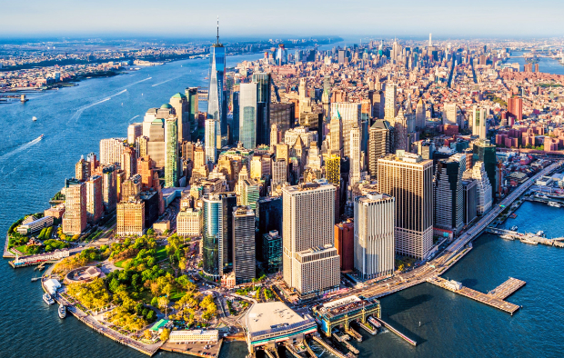 Vé máy bay từ Đà Nẵng đi New York giá rẻ