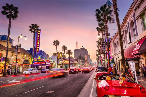 Vé máy bay từ Tp Hồ Chí Minh đi Los Angeles giá rẻ