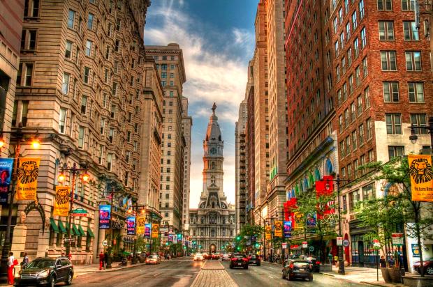 Vé máy bay từ Tp Hồ Chí Minh đi Philadelphia giá rẻ