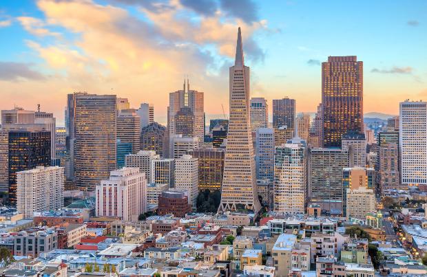Vé máy bay từ Tp Hồ Chí Minh đi San Francisco giá rẻ